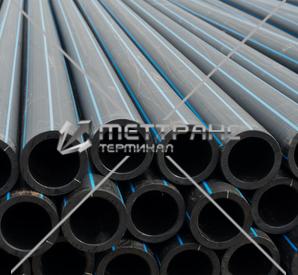 Труба полиэтиленовая ПЭ 63 мм в Барнауле