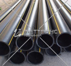 Труба полиэтиленовая ПЭ 110 мм в Барнауле
