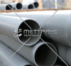 Труба канализационная 150 мм в Барнауле